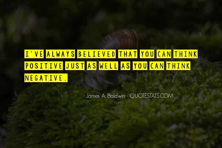 James A. Baldwin Quotes #1575302