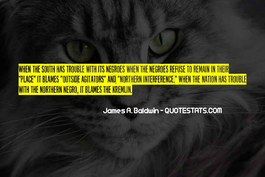 James A. Baldwin Quotes #1596330