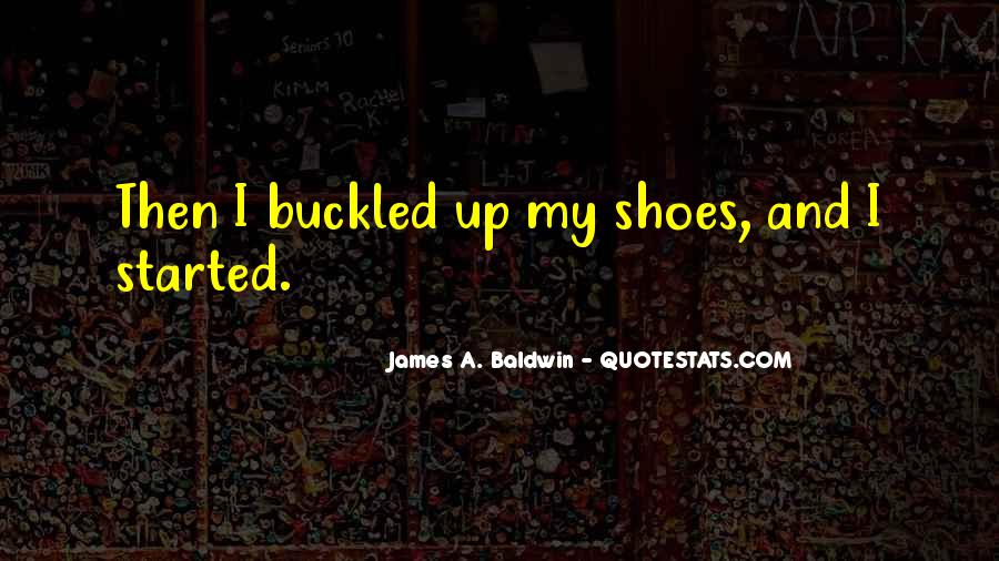 James A. Baldwin Quotes #1657254