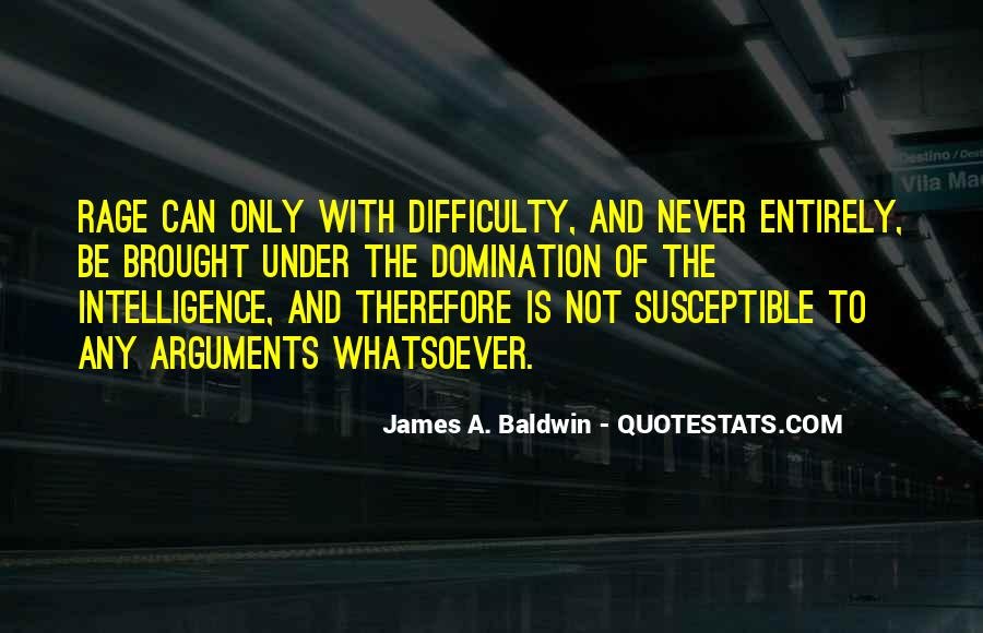 James A. Baldwin Quotes #1665642