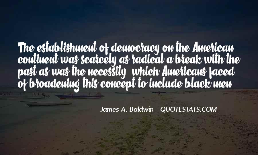 James A. Baldwin Quotes #186857