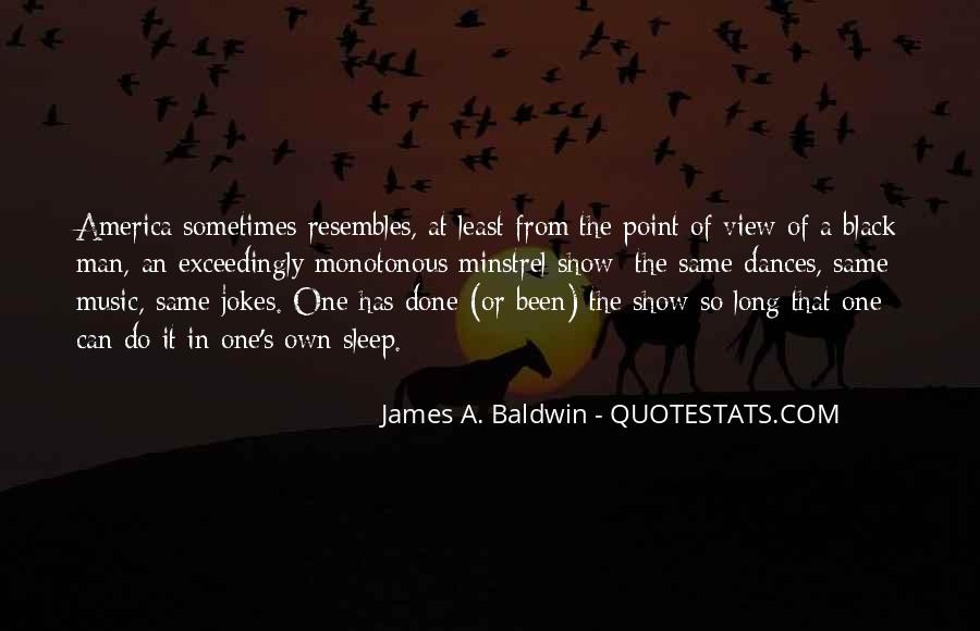 James A. Baldwin Quotes #514589