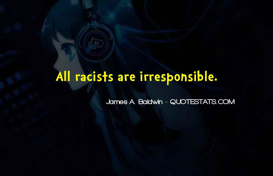 James A. Baldwin Quotes #665686