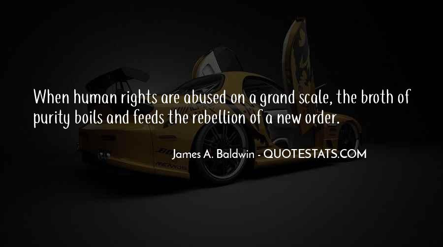 James A. Baldwin Quotes #69257
