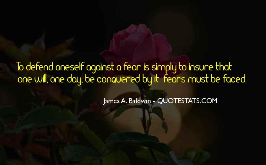 James A. Baldwin Quotes #707618