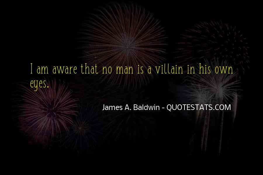 James A. Baldwin Quotes #766800