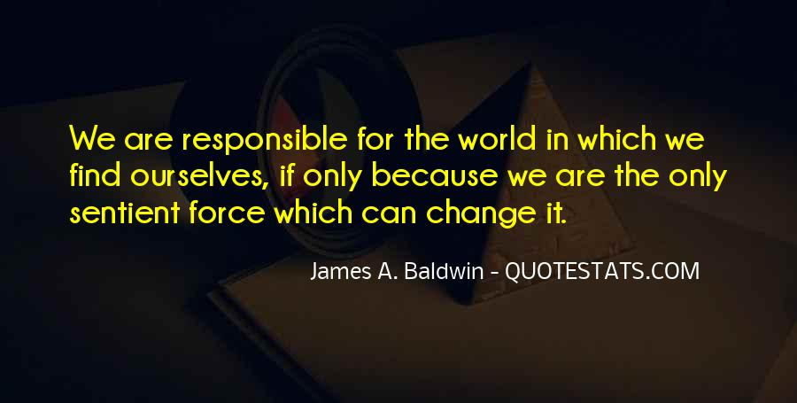 James A. Baldwin Quotes #886916