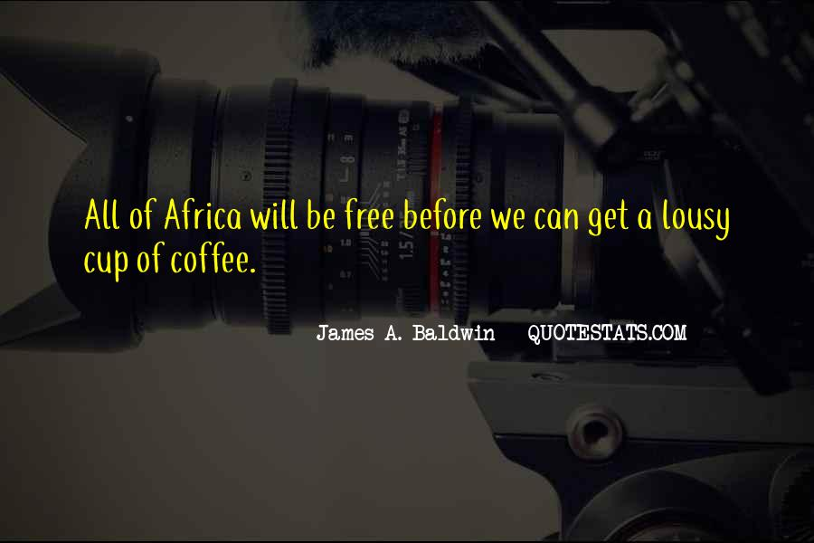 James A. Baldwin Quotes #925216