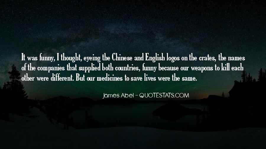 James Abel Quotes #242903