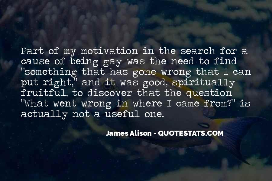 James Alison Quotes #1551633