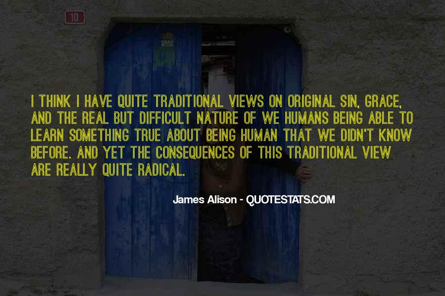 James Alison Quotes #190492