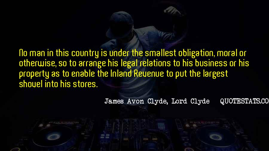 James Avon Clyde, Lord Clyde Quotes #1461368