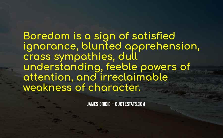 James Bridie Quotes #1257874