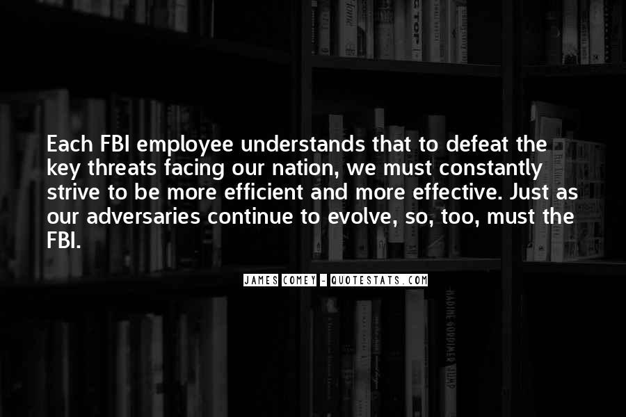 James Comey Quotes #1003543