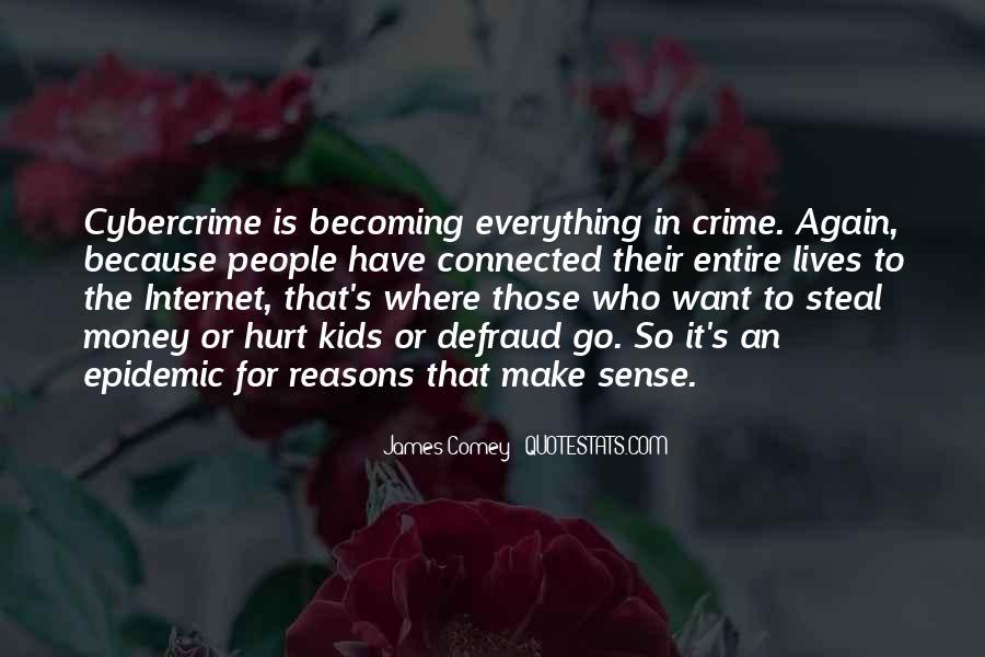 James Comey Quotes #1034843