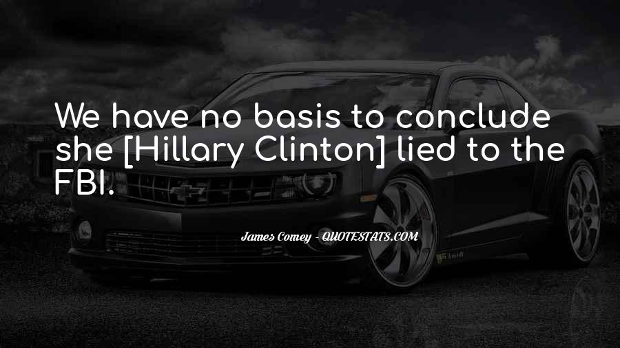 James Comey Quotes #1206103