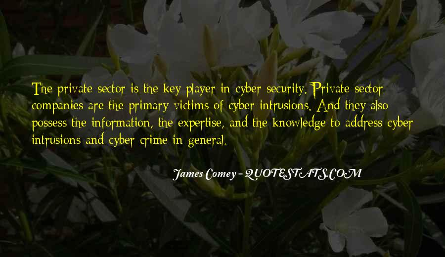 James Comey Quotes #1295362