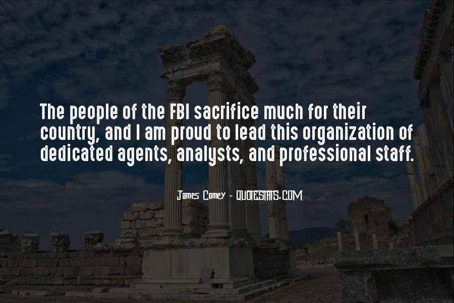 James Comey Quotes #1551013