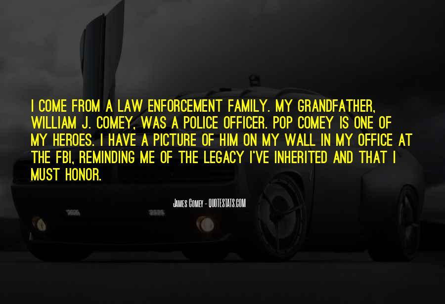 James Comey Quotes #1555442