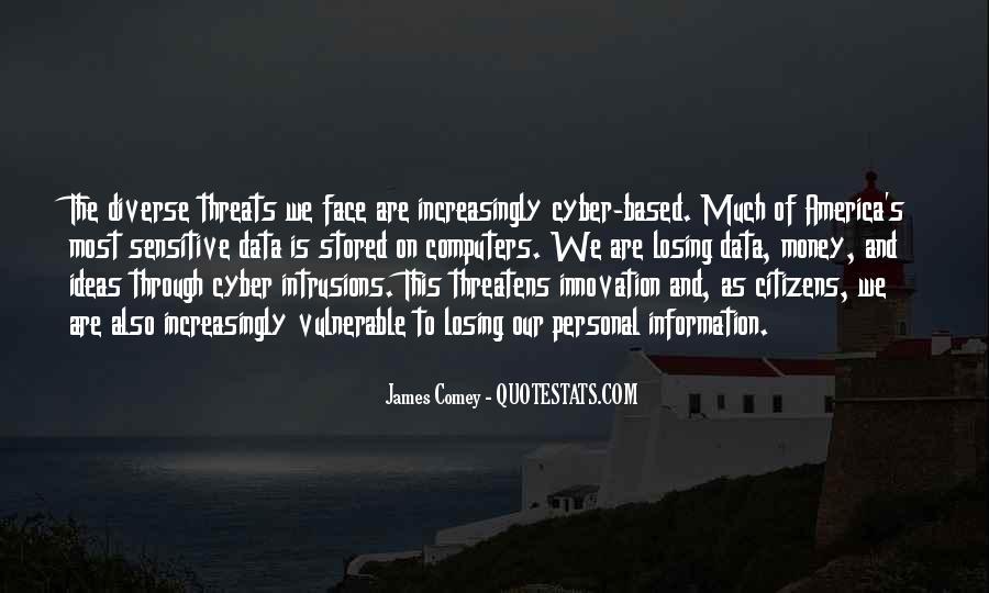 James Comey Quotes #1648041