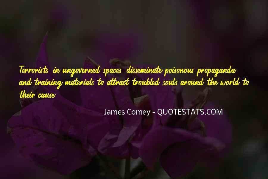 James Comey Quotes #1686292