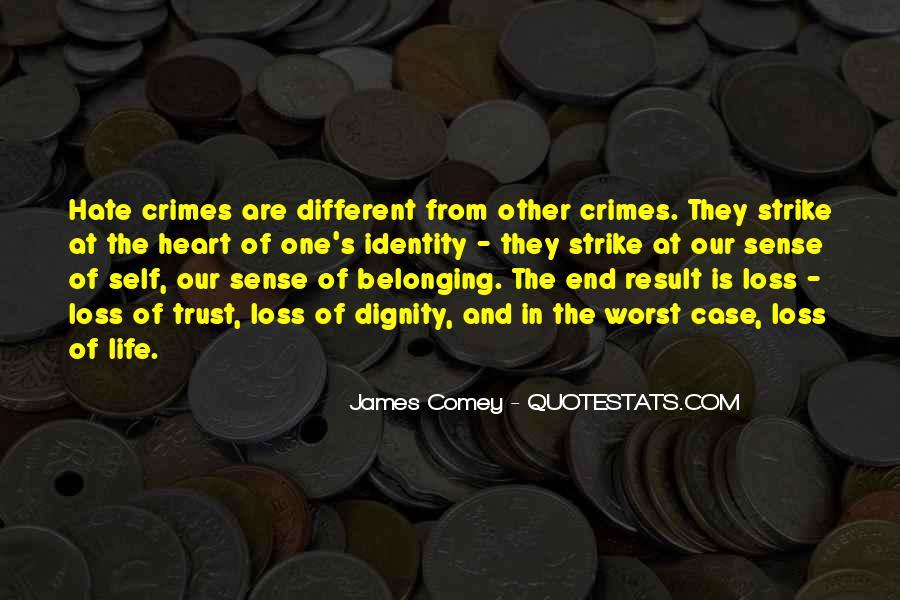 James Comey Quotes #191078