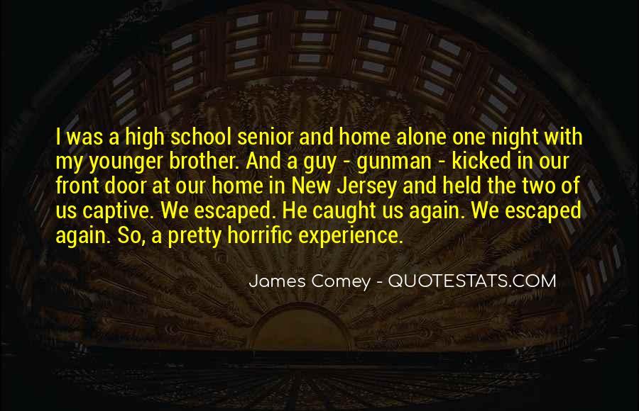 James Comey Quotes #202338