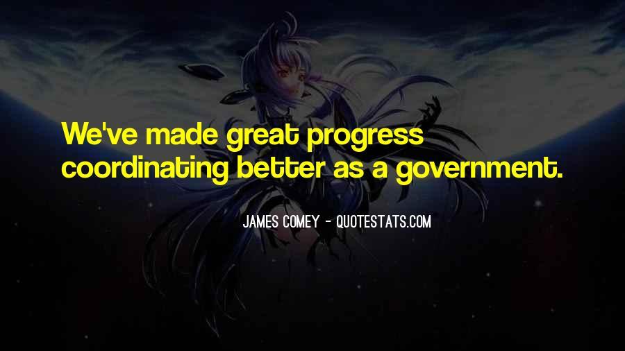 James Comey Quotes #216194
