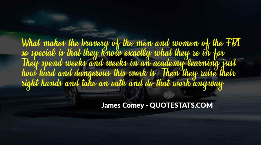 James Comey Quotes #270576