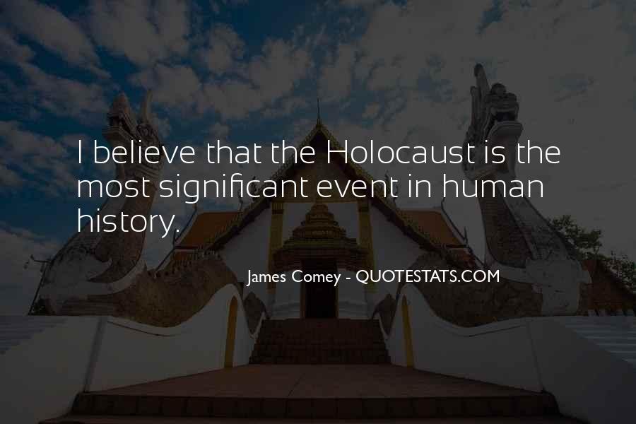 James Comey Quotes #398007