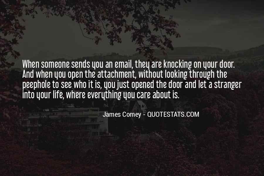 James Comey Quotes #399733