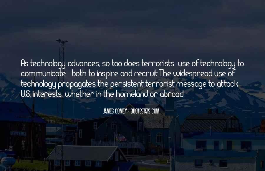 James Comey Quotes #406005