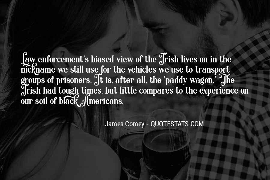 James Comey Quotes #407699