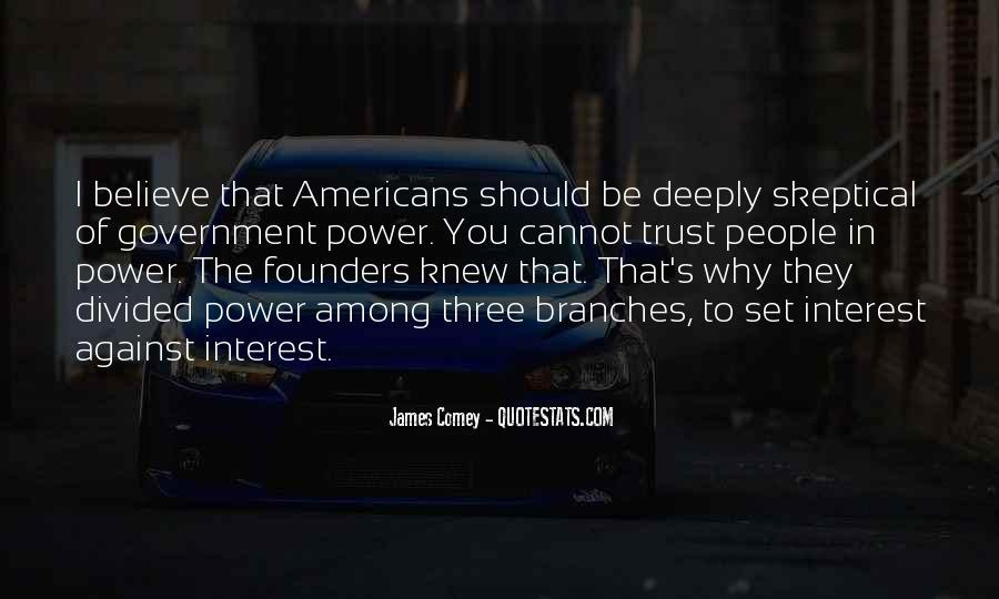 James Comey Quotes #592253