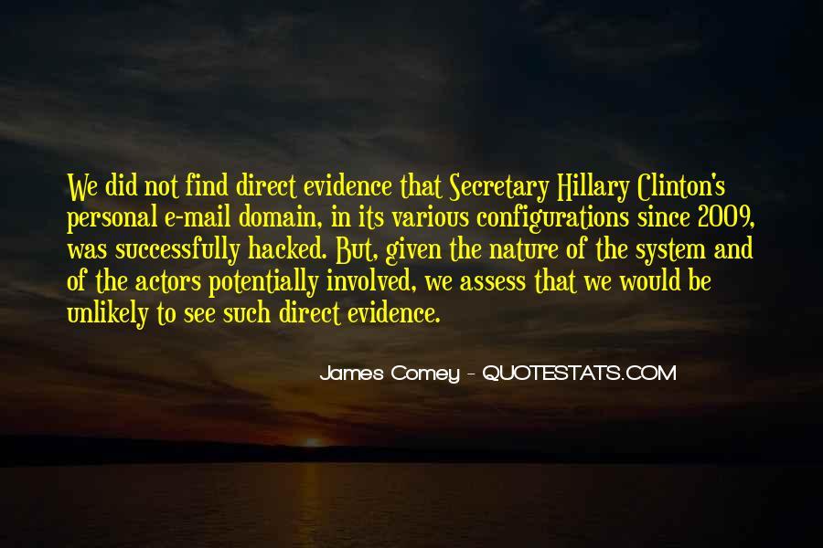 James Comey Quotes #592494