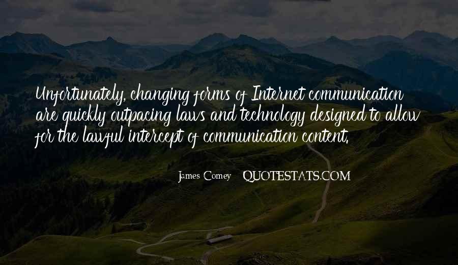 James Comey Quotes #596313