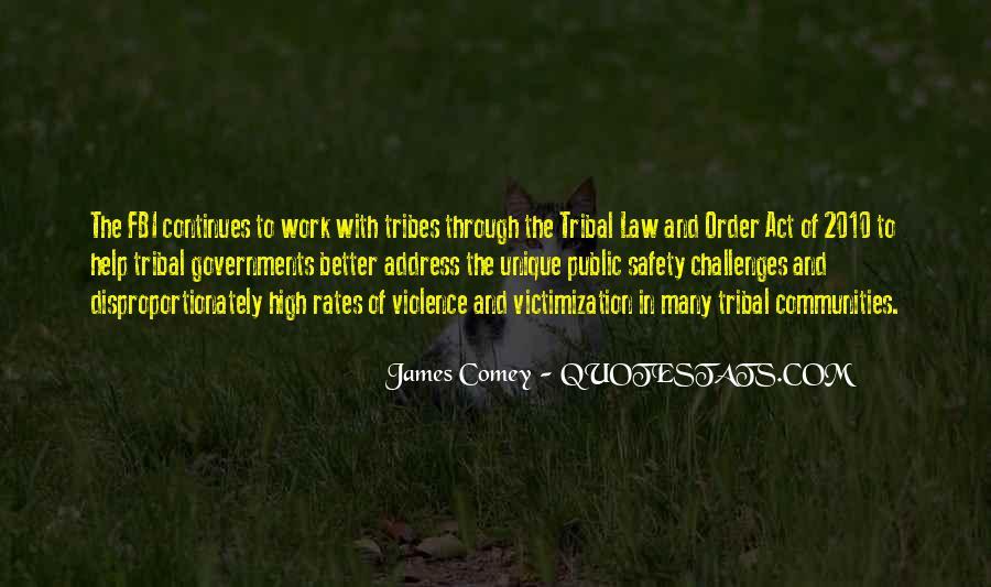 James Comey Quotes #987288