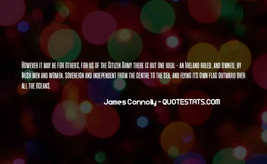 James Connolly Quotes #1179243