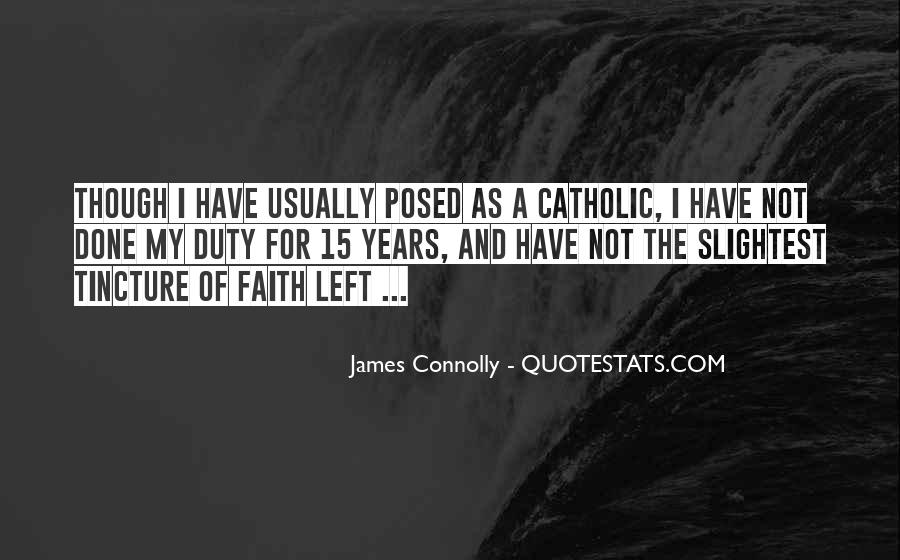 James Connolly Quotes #1513213