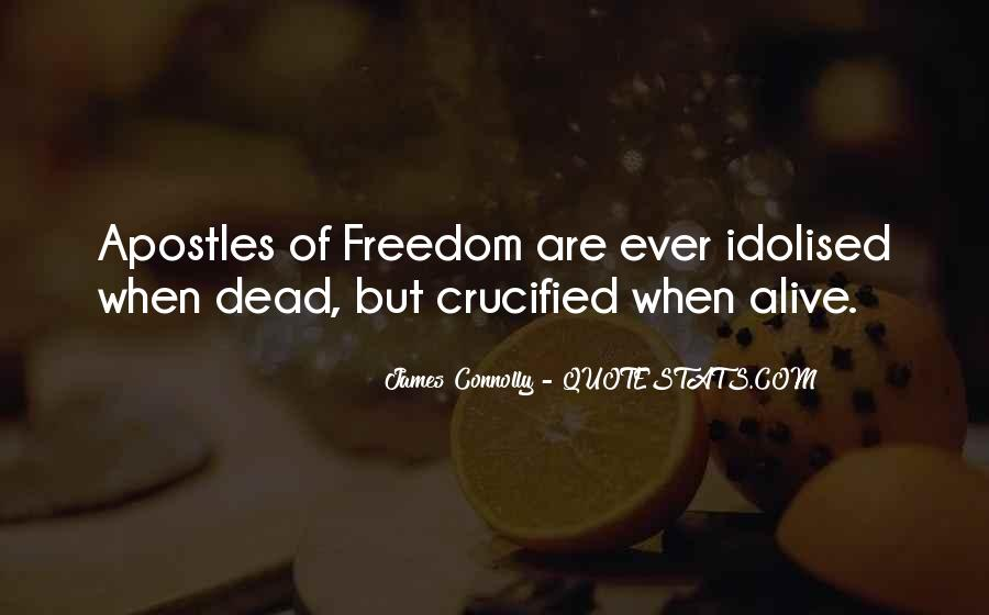 James Connolly Quotes #1768573