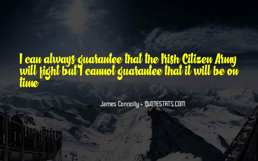 James Connolly Quotes #239996