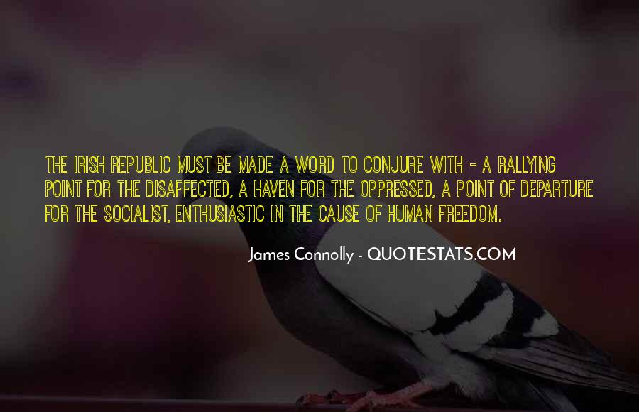 James Connolly Quotes #588756