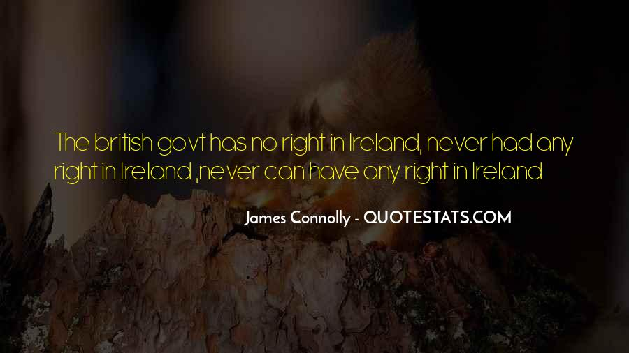 James Connolly Quotes #726078