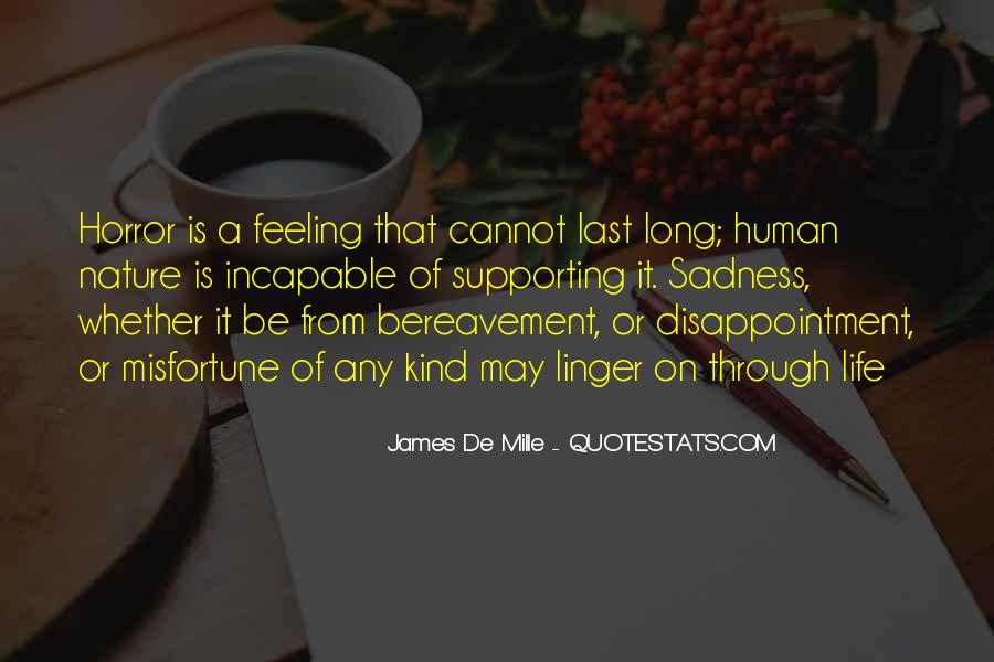James De Mille Quotes #1029881