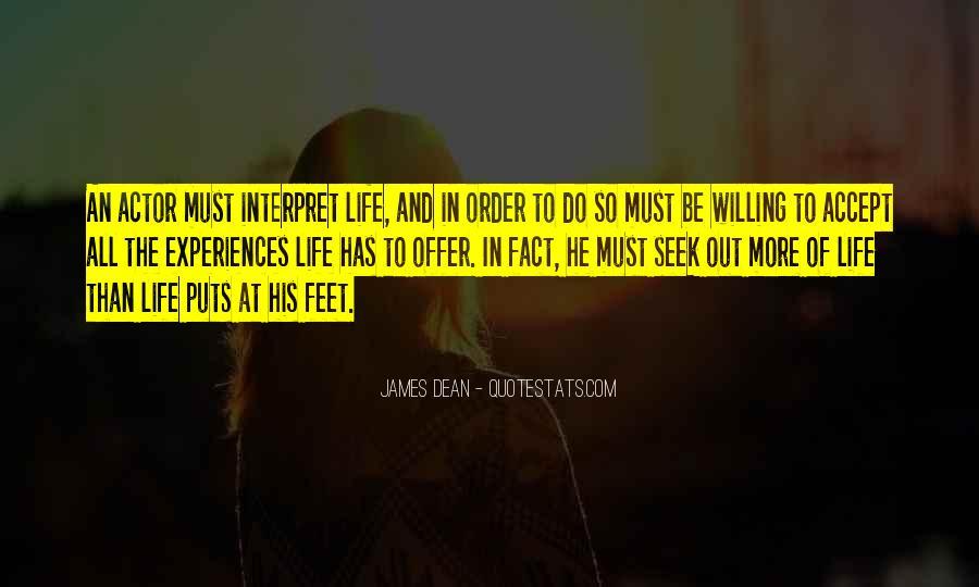 James Dean Quotes #1006152