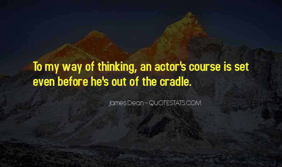 James Dean Quotes #1285062