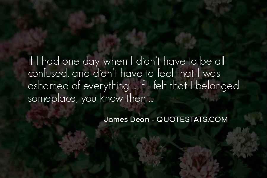 James Dean Quotes #1321073