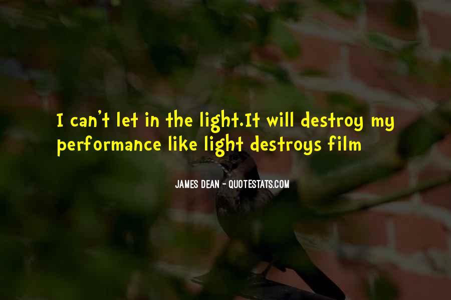 James Dean Quotes #1389210