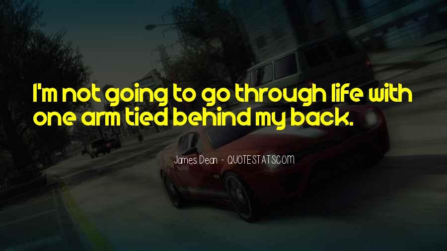 James Dean Quotes #1536450