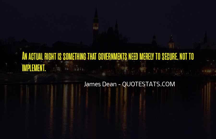 James Dean Quotes #1576252